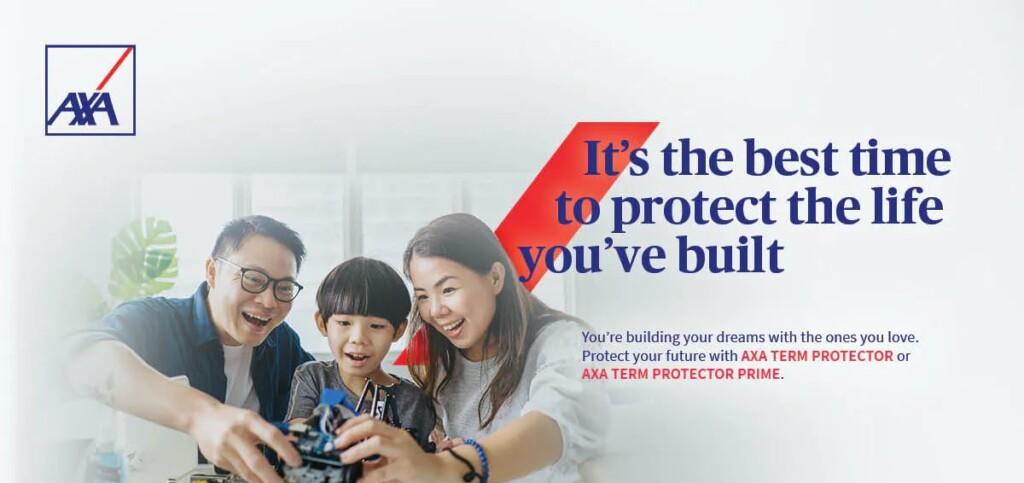 AXA Extra Term Protector Premium Discount Campaign
